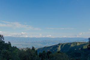 Ethiopia coffee landscape