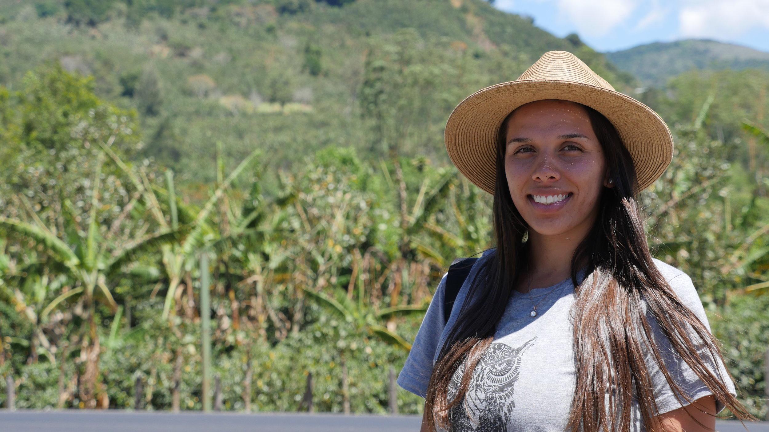 Marianela Montera, Costa Rica