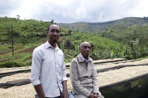 rwanda coffee washing station